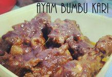 Ayam Bumbu Kari by Kurnia Nuraeni