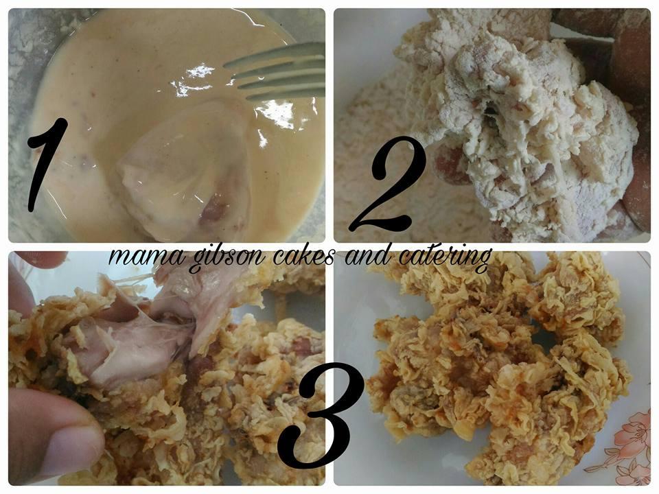 Ayam Goreng Tepung By Ayu Pita Puspitasari