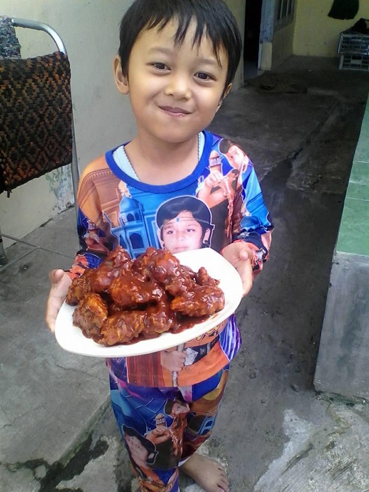 Ayam Tepung Barbeque by Bidan Dhyta Maria Herdiansyah