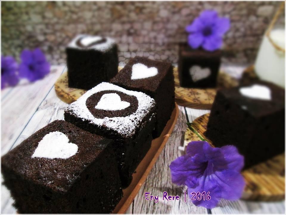 Bolu Kukus Coklat by Eny Rere