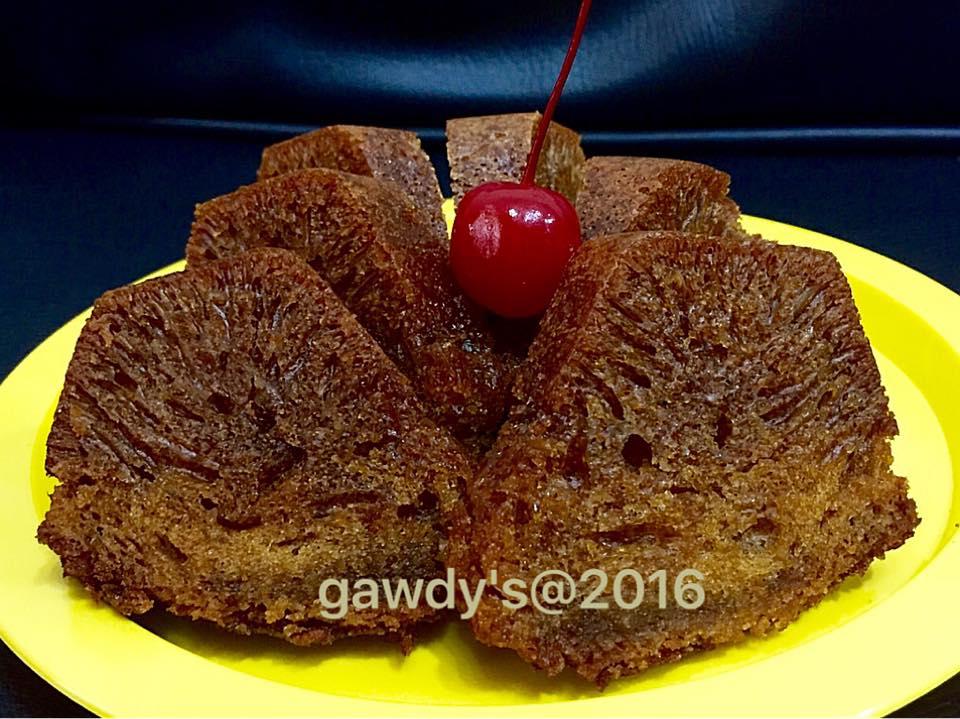 Caramel Cake by Hilda Gaudensia Balanda