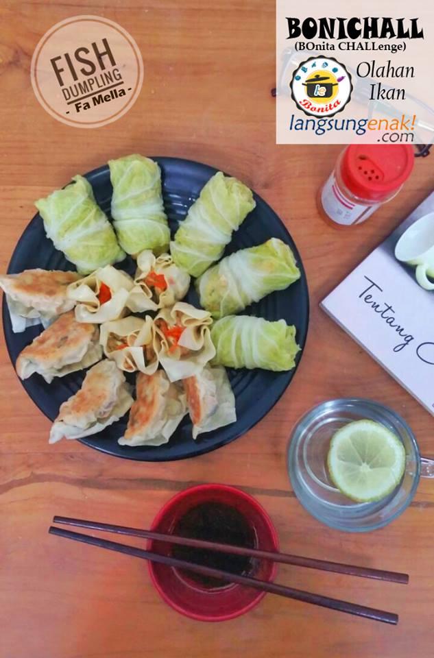 Dumpling Ikan by Fa Mella
