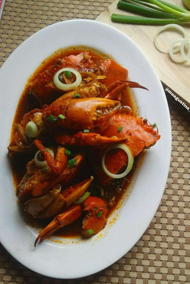 Kepiting Pedas by Agustina