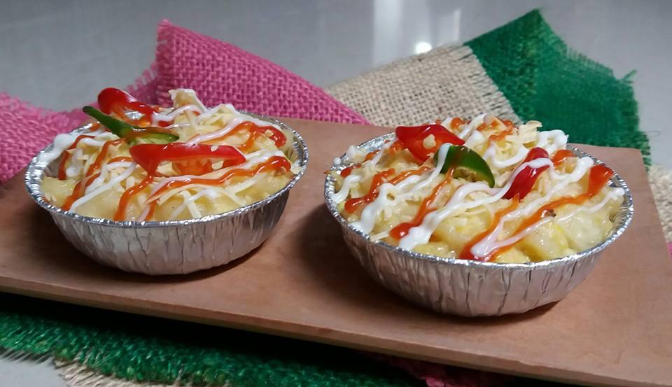 Macaroni Keju Panggang by Rani Noviarti