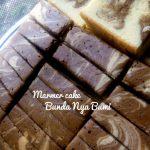 Marmer Cake Jadul by Rina Bunda Nya Bumi