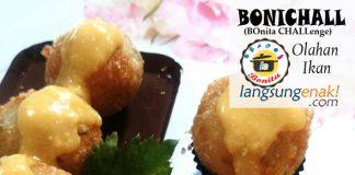 Mozza Fishball with Chessy Souce by Luluk Hamidah