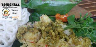Nasi Bakar Tuna by Fivy Lastyarti