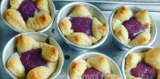 Pie Pastry Blueberry By Tetty Taufik