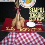 Sempol Tenggiri Saus Mayo by Yulia Octaviana Wibisono
