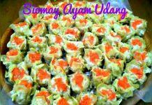 Siomay Ayam Udang ala Dimsum by Juliawati Bahrian