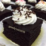 Super Moist Eggless Chocolate Cake by Hilda Gaudensia Balanda