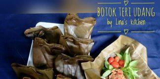 Botok Teri Udang by Lina Luhita