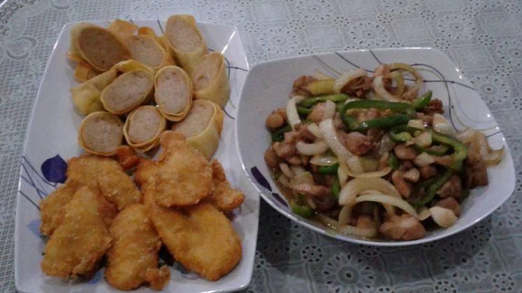 Chicken Yakiniku ala Hokben by Sherly Permata Sari 1
