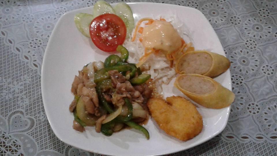 Chicken Yakiniku ala Hokben by Sherly Permata Sari 2