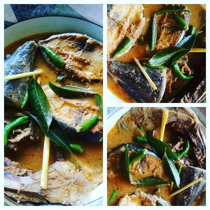 Ikan Tongkol Kuah Daun kedondong by Ademeylani Pratama