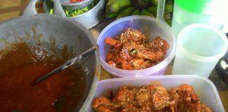 Kepiting Saus by Miranda