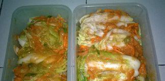 Kimchi ( Resep untuk kimchi ke 6 saya) by Rahmy Amie Asrizan