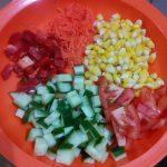 Mix Vegetables Salad by Lin Oktaviani 2