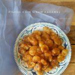 Pisang Coin Siram Caramel by Deisy Arkamasmom