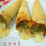 Pizza Cone – Crusty Pizza by M Fadhillah Ismail