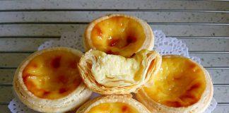 Portuguese Egg Tart By Riasty Lana