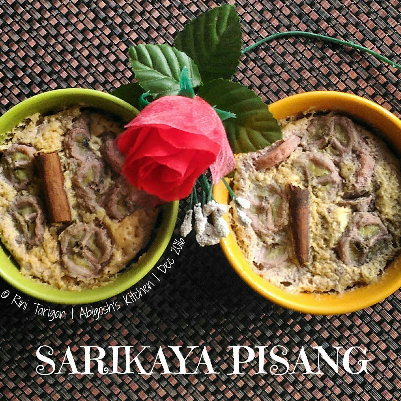 Sarikaya Pisang Kepok By Rini Tarigan