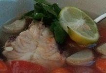 Sup Ikan Kakap by Ninne Salis Utamy