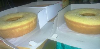 Tapai Cheese Cake alias Bolu Tape by Annisa Risda