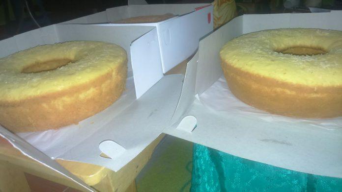 Tapai Cheese Cake alias Bolu Tape by Annisa Risda