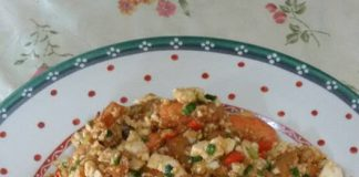 Udang Telur Asin by Nonnie Mikke