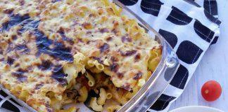 Bechamel Baked Pasta by Andriana Irma