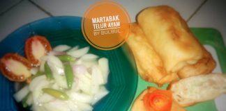 Martabak Gulung by Bulan D'amor