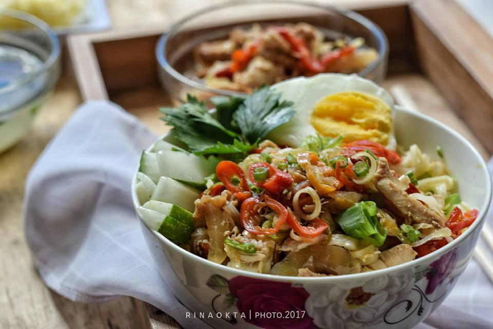 Mie Ayam Rica Rica By Rina Okta Directlyenak Com