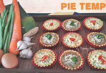 Pie Tempe by Amitya Koesnowadi