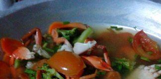 Sop Kepiting by Evi Yanti