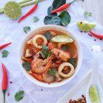 Tomyam Seafood Jamur by Andriana Irma