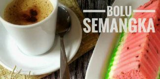 Bolu Semangka By Dita Hermawan