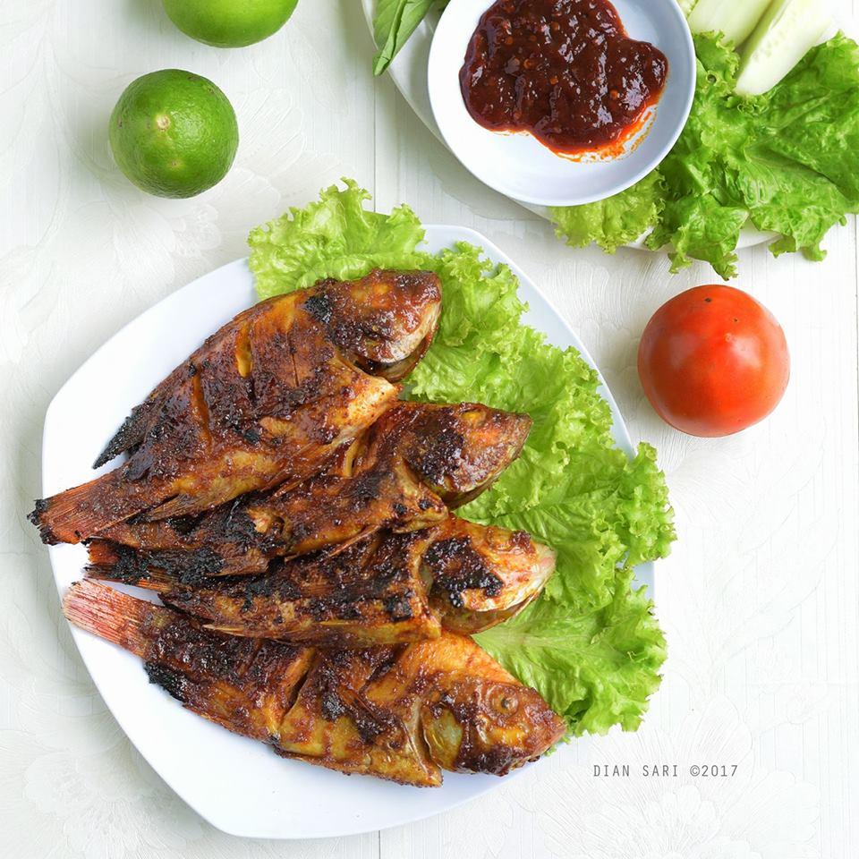 Kakap Bakar Bumbu Bali - Info Kuliners Ikan Bakar Asri ...