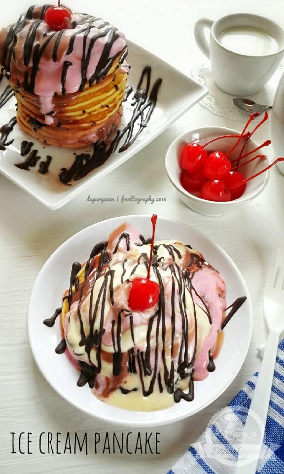 Pancake By Dita Hermawan