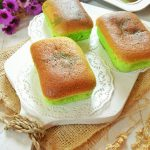 Pandan Ogura Cake By Dita Hermawan