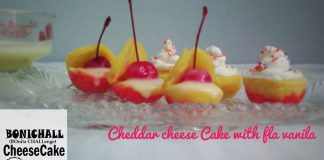 Cheddar Cheese Cake by deesty