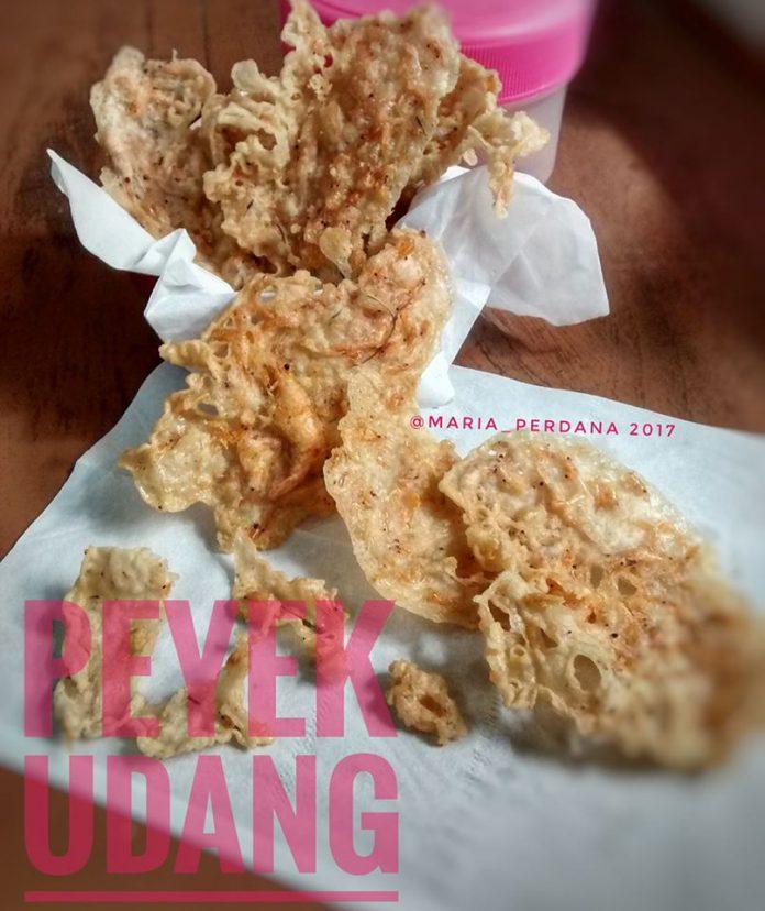 Peyek Udang by Maria Perdana