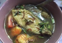 Sup Ikan Bakso Udang Batam by Revty Amelia