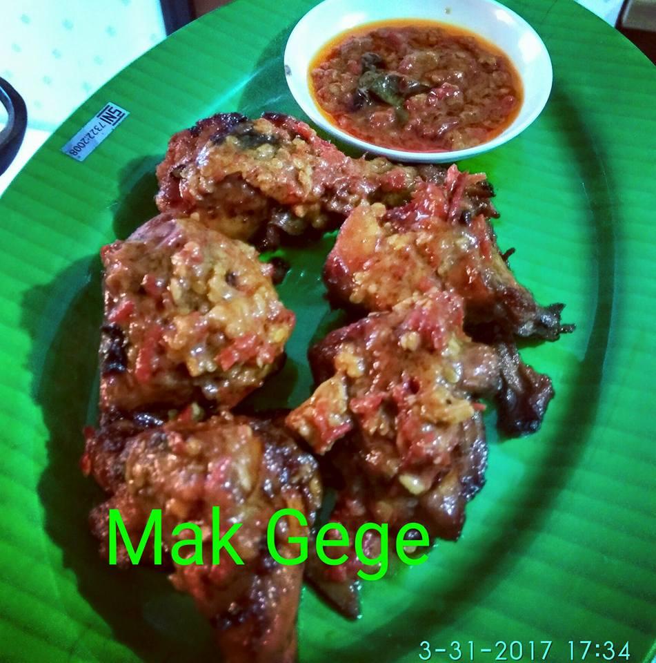 Ayam Bakar Taliwang by Elisabeth Febrina Sebayang