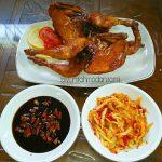 Ayam Panggang Sambal Mangga Muda by Yuni Rahmadani