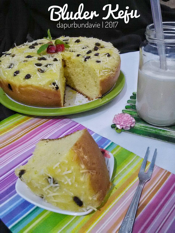 Bluder Cake Magicom By Novita Damayanti