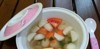Clear Soup by Rhena Auliya Shandy