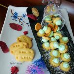 Iced Gem Biscuits by Yuda's Kitchen
