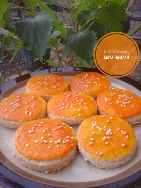 Kue Kacang by Maya Hamzah