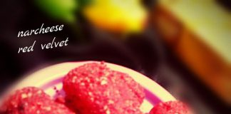 NarCheese (Nastar Cheese) Red Velvet by Choose Meanah